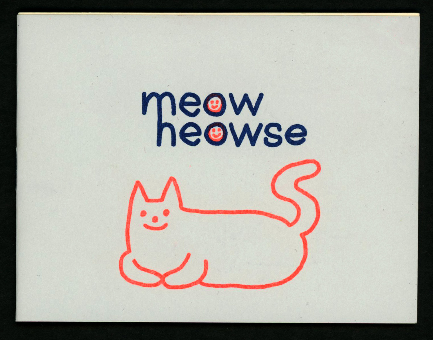 Endless Editions Meow Heowse